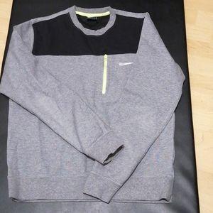 Nike's sweater